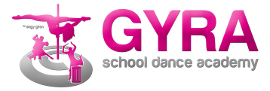 logo Gyra Pole Dance